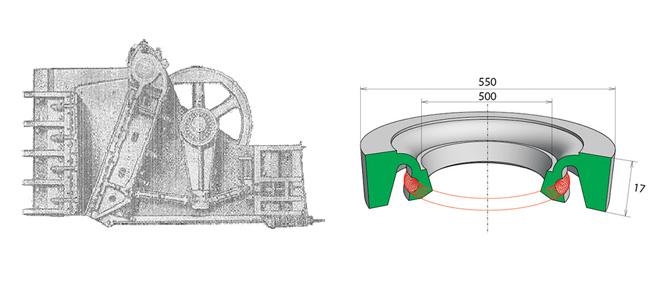 Щековая дробилка в Ковров обогатительное оборудование в Ирбит